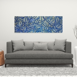 Canvas 16 x 48 - Leaves patterns