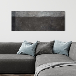 Canvas 16 x 48 - Shades of gray