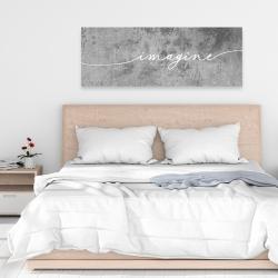 Canvas 16 x 48 - Imagine