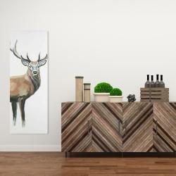 Canvas 16 x 48 - Deer