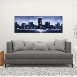 Canvas 16 x 48 - Towering over buildings