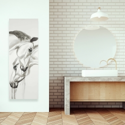 Canvas 16 x 48 - Inseparables
