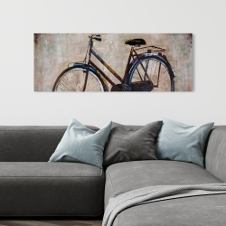Canvas 16 x 48 - Industrial bicycle