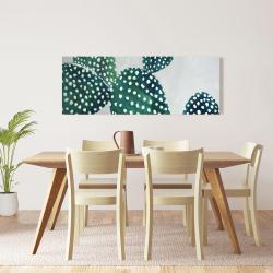 Canvas 16 x 48 - Opuntia cactus 1