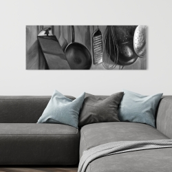 Canvas 16 x 48 - Kitchen tools for chef