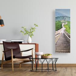 Canvas 16 x 48 - Great wall of mutianyu