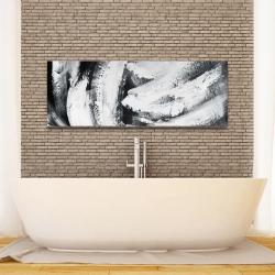 Canvas 16 x 48 - Big stripes