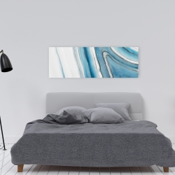 Canvas 16 x 48 - Round geode