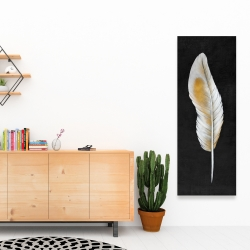 Canvas 16 x 48 - Feather