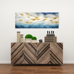 Canvas 16 x 48 - Abstract landscape