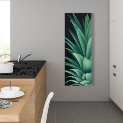 Canvas 16 x 48 - Pineapple leaves