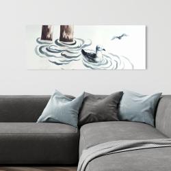 Canvas 16 x 48 - Seagull