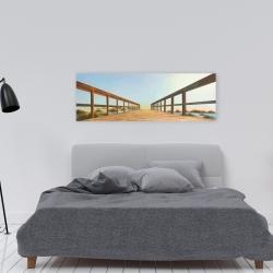 Canvas 16 x 48 - Footbridge