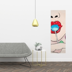 Canvas 16 x 48 - Lollipop
