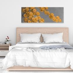 Canvas 16 x 48 - Golden wattle plant