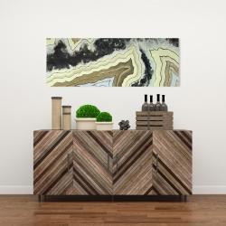 Canvas 16 x 48 - Lace agate