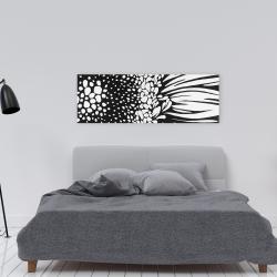 Canvas 16 x 48 - Gerbera flower