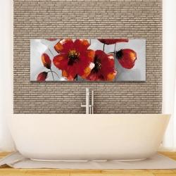 Canvas 16 x 48 - Anemone flowers