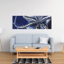 Canvas 16 x 48 - Dancing octopus
