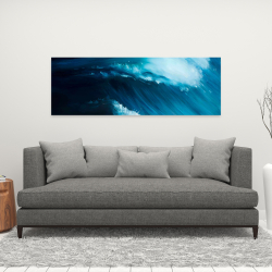 Canvas 16 x 48 - Unleashed sea