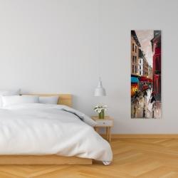 Canvas 16 x 48 - European alley