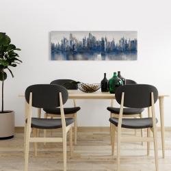 Canvas 16 x 48 - Melancholy city