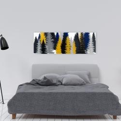 Canvas 16 x 48 - Golden fir