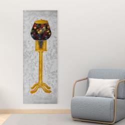 Canvas 16 x 48 - Yellow gum dispenser