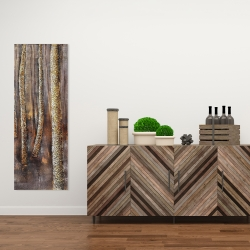 Canvas 16 x 48 - The dark forest