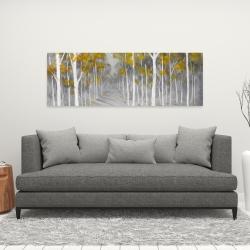 Canvas 16 x 48 - Birch forest