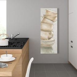 Canvas 16 x 48 - Coffee mugs