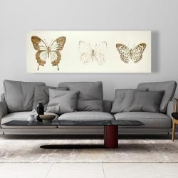 Canvas 20 x 60 - Butterflies sketch