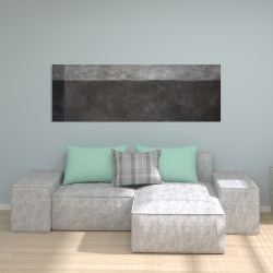 Canvas 20 x 60 - Shades of gray