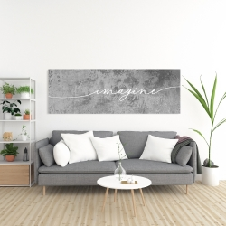 Canvas 20 x 60 - Imagine