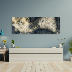 Canvas 20 x 60 - Old world map