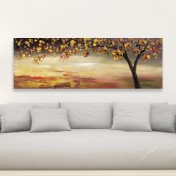Canvas 20 x 60 - Fall tree