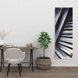 Canvas 20 x 60 - Piano keys