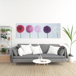 Canvas 20 x 60 - Dahlia pomponowa