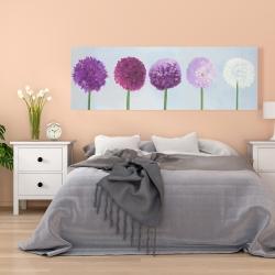 Canvas 20 x 60 - Dahlia pompon