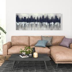 Canvas 20 x 60 - Dark city