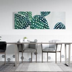 Canvas 20 x 60 - Opuntia cactus 1