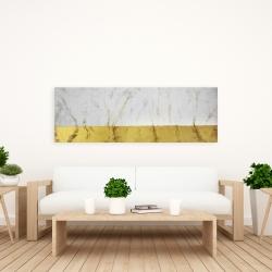 Canvas 20 x 60 - Golden shine