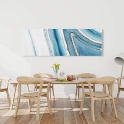 Canvas 20 x 60 - Round geode