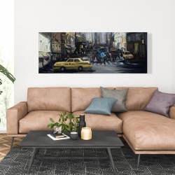 Canvas 20 x 60 - In the city