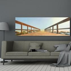 Canvas 20 x 60 - Footbridge