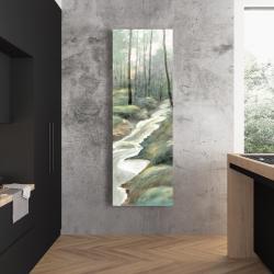 Canvas 20 x 60 - Waterfall