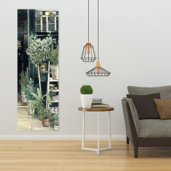 Canvas 20 x 60 - Plants shop