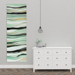 Canvas 20 x 60 - Mint mood