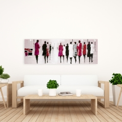 Canvas 20 x 60 - Walk