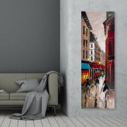 Canvas 20 x 60 - European alley